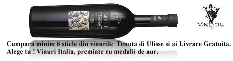 vinuri italiate, vinuri premiate cu Aur